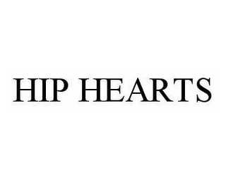 mark for HIP HEARTS, trademark #78593422
