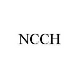mark for NCCH, trademark #78594121