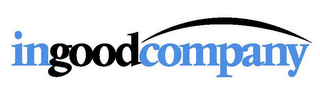 mark for INGOODCOMPANY, trademark #78594303