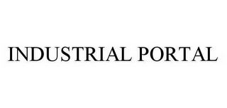 mark for INDUSTRIAL PORTAL, trademark #78594423