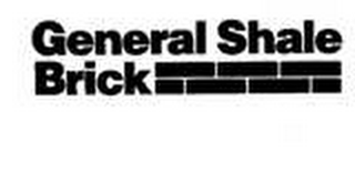 mark for GENERAL SHALE BRICK, trademark #78595046