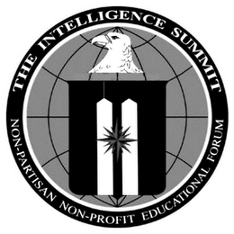 mark for THE INTELLIGENCE SUMMIT NON-PARTISAN NON-PROFIT EDUCATIONAL FORUM, trademark #78595997