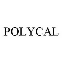 mark for POLYCAL, trademark #78596120