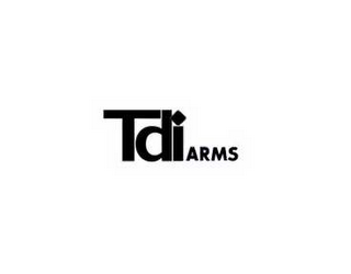 mark for TDI ARMS, trademark #78596178