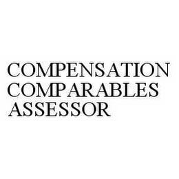 mark for COMPENSATION COMPARABLES ASSESSOR, trademark #78596442