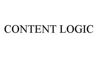 mark for CONTENT LOGIC, trademark #78596582