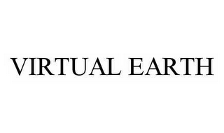 mark for VIRTUAL EARTH, trademark #78596610