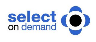 mark for SELECT ON DEMAND, trademark #78596639