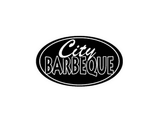 mark for CITY BARBEQUE, trademark #78596903
