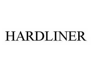 mark for HARDLINER, trademark #78597177