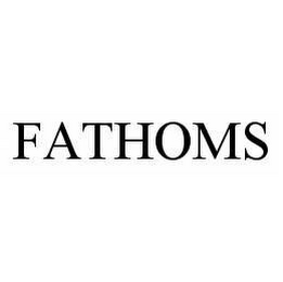 mark for FATHOMS, trademark #78598941