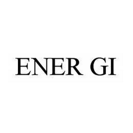 mark for ENER GI, trademark #78599503