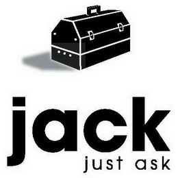 mark for JACK JUST ASK, trademark #78599989