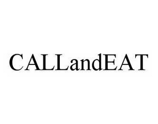 mark for CALLANDEAT, trademark #78600134