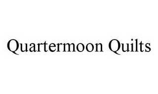 mark for QUARTERMOON QUILTS, trademark #78600791