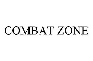 mark for COMBAT ZONE, trademark #78600919