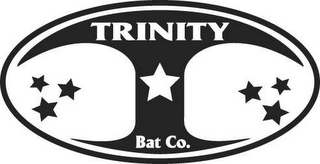 mark for T TRINITY BAT CO., trademark #78601464