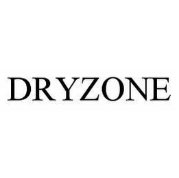 mark for DRYZONE, trademark #78602129