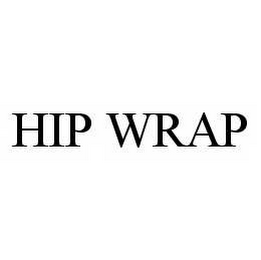 mark for HIP WRAP, trademark #78602359