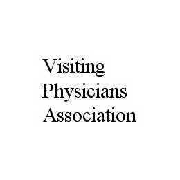 mark for VISITING PHYSICIANS ASSOCIATION, trademark #78602756