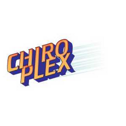 mark for CHIRO PLEX, trademark #78602984