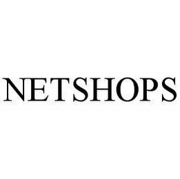 mark for NETSHOPS, trademark #78603800