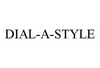 mark for DIAL-A-STYLE, trademark #78603830