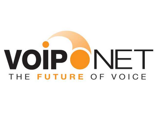 mark for VOIP.NET THE FUTURE OF VOICE, trademark #78603993