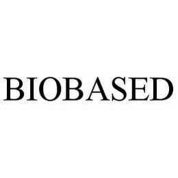 mark for BIOBASED, trademark #78604166