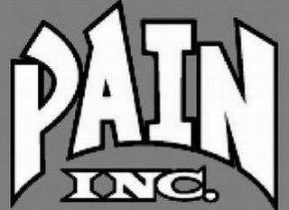 mark for PAIN INC., trademark #78604184