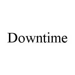 mark for DOWNTIME, trademark #78604396