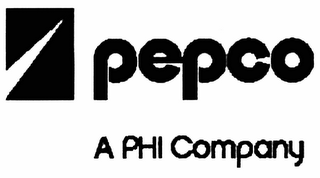 mark for PEPCO A PHI COMPANY, trademark #78605214