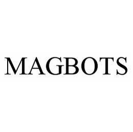 mark for MAGBOTS, trademark #78605421