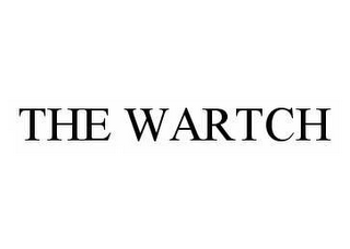 mark for THE WARTCH, trademark #78606035
