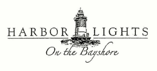 mark for HARBOR LIGHTS ON THE BAYSHORE, trademark #78606166