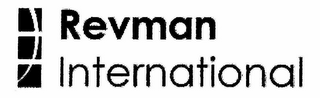 mark for REVMAN INTERNATIONAL, trademark #78606197