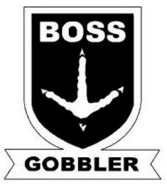 mark for BOSS GOBBLER, trademark #78607953