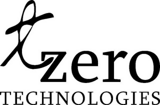 mark for TZERO TECHNOLOGIES, trademark #78608271