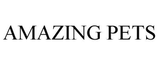 mark for AMAZING PETS, trademark #78608436