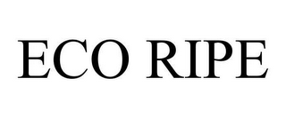 mark for ECO RIPE, trademark #78609087