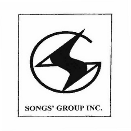 mark for SONGS' GROUP INC., trademark #78609743