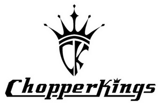 mark for CK CHOPPERKINGS, trademark #78611074