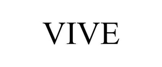 mark for VIVE, trademark #78611248