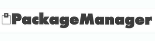 mark for PACKAGEMANAGER, trademark #78611260