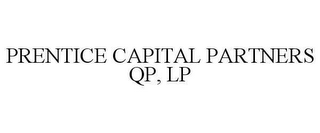 mark for PRENTICE CAPITAL PARTNERS QP, LP, trademark #78611373