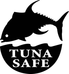 mark for TUNA SAFE, trademark #78611429