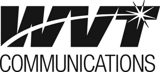 mark for WVT COMMUNICATIONS, trademark #78612089