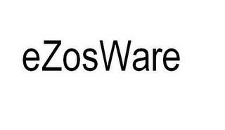 mark for EZOSWARE, trademark #78612145