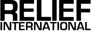 mark for RELIEF INTERNATIONAL, trademark #78612848