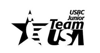 mark for USBC JUNIOR TEAM USA, trademark #78613128